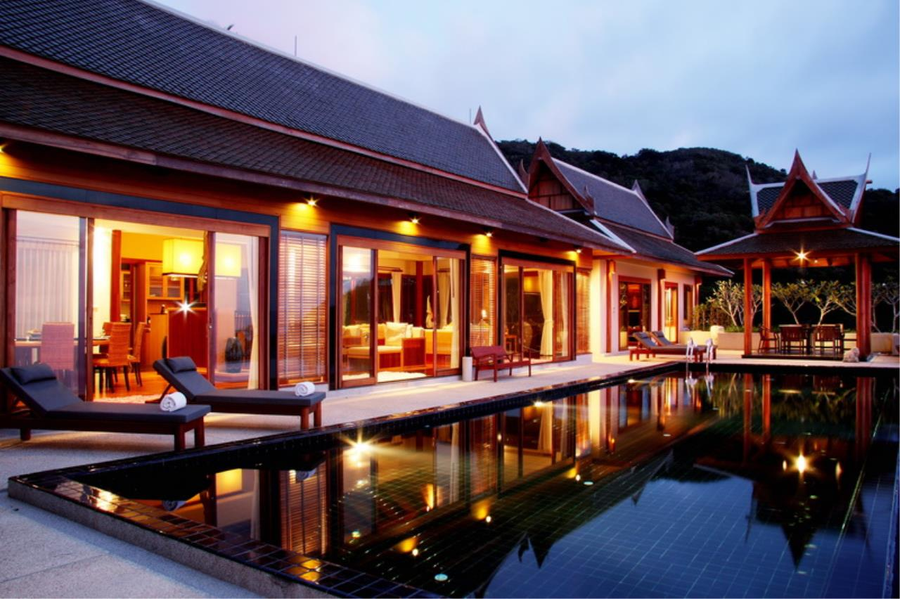 REAL Phuket  Agency's Ayara Kamala - 5-Bedroom Oceanfront Pool Villa 5