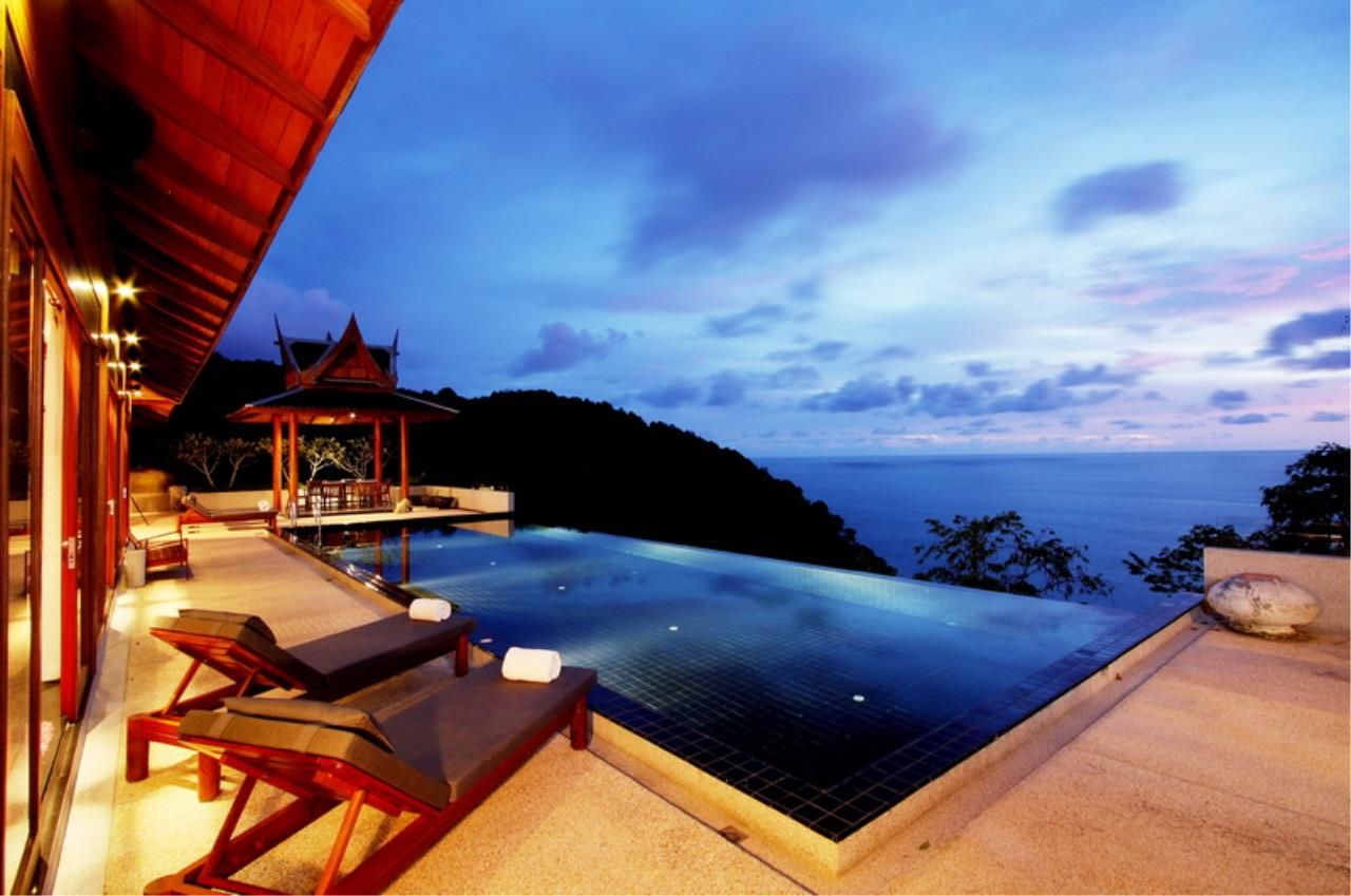 REAL Phuket  Agency's Ayara Kamala - 5-Bedroom Oceanfront Pool Villa 1