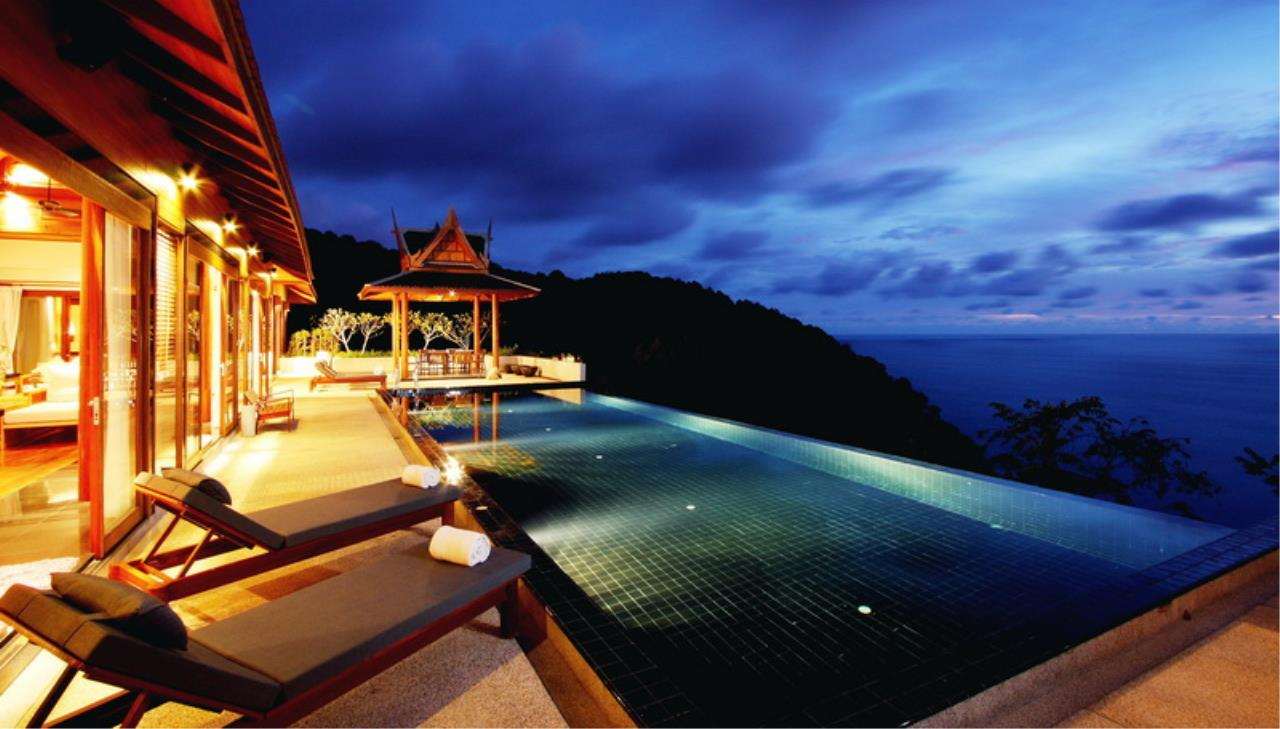 REAL Phuket  Agency's Ayara Kamala - 5-Bedroom Oceanfront Pool Villa 6