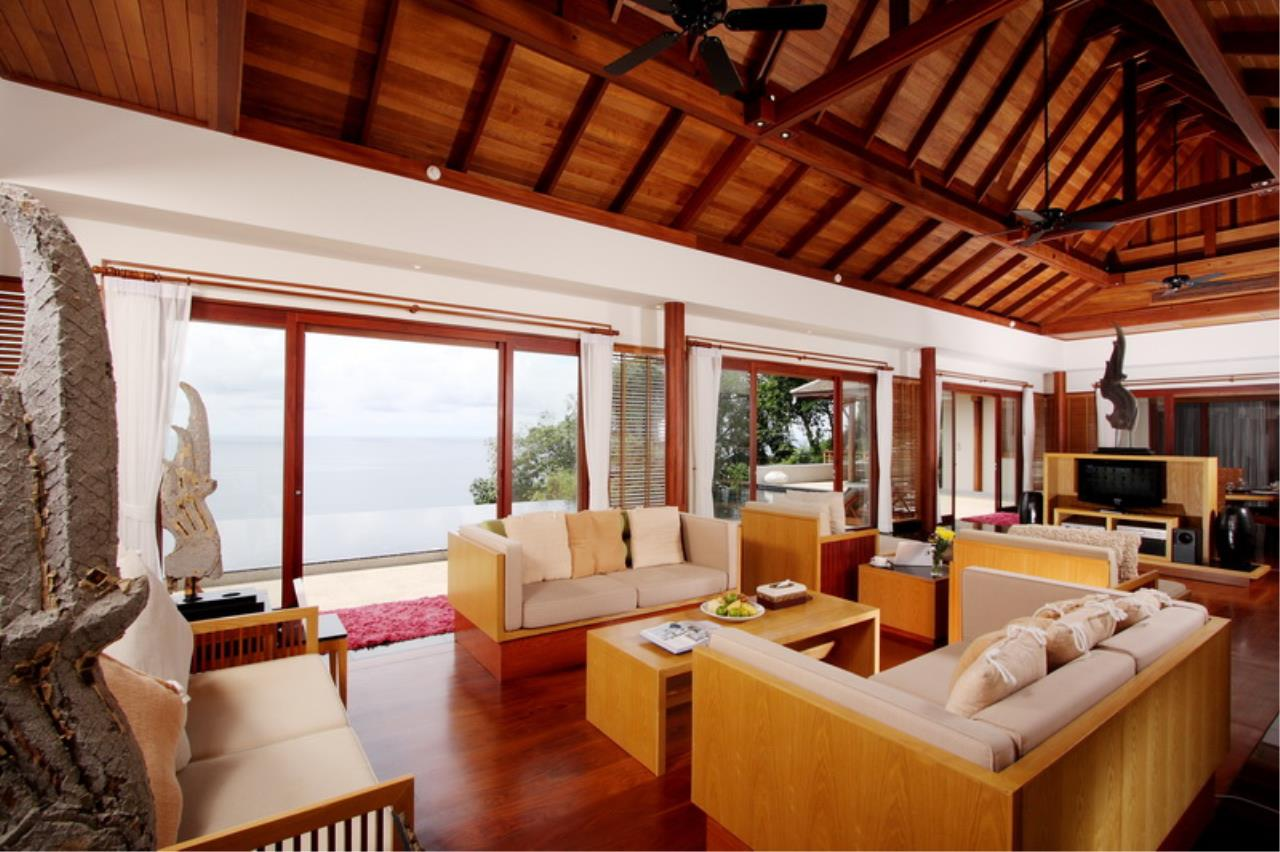 REAL Phuket  Agency's Ayara Kamala - 5-Bedroom Oceanfront Pool Villa 9