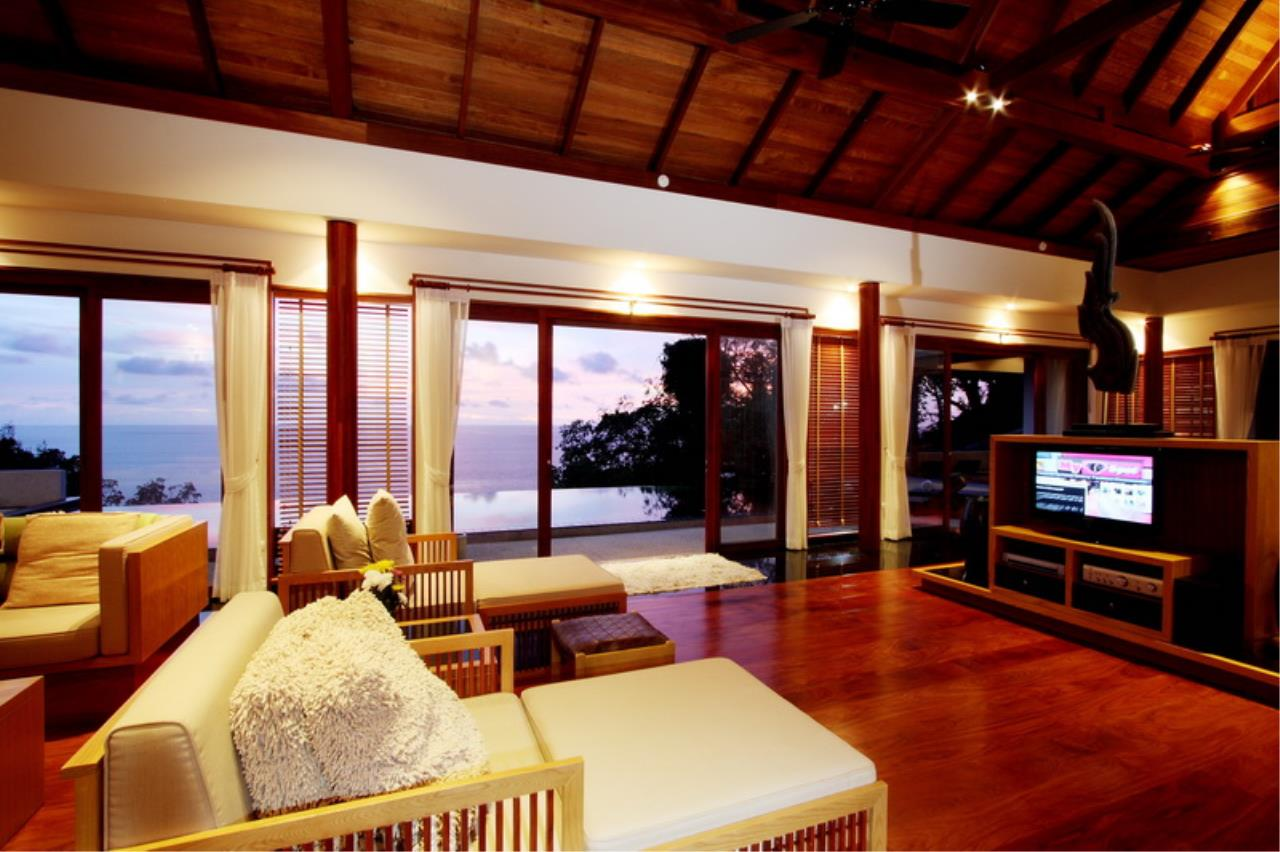 REAL Phuket  Agency's Ayara Kamala - 5-Bedroom Oceanfront Pool Villa 12