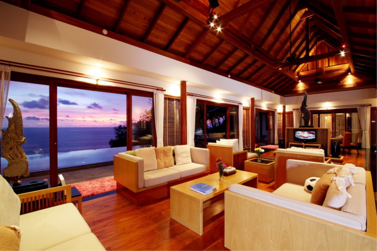 REAL Phuket  Agency's Ayara Kamala - 5-Bedroom Oceanfront Pool Villa 13