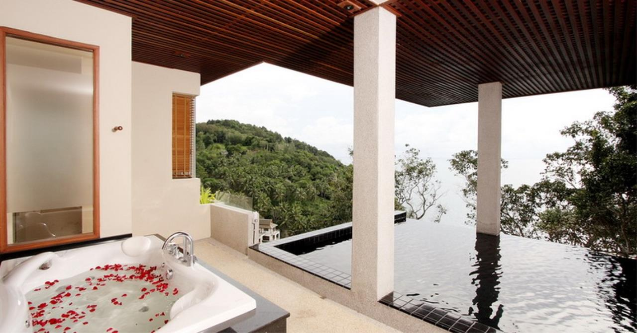 REAL Phuket  Agency's Ayara Kamala - 5-Bedroom Oceanfront Pool Villa 42
