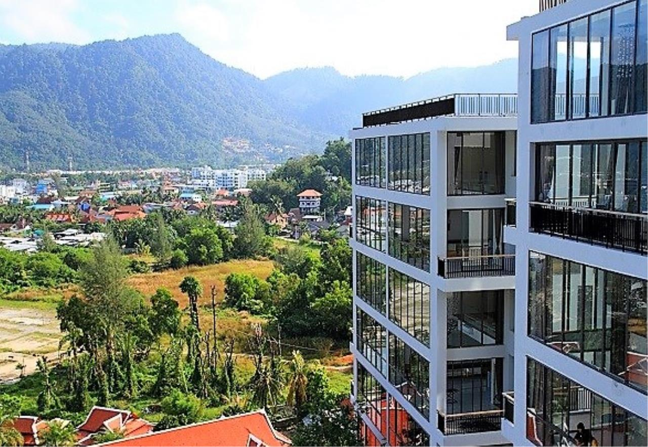 REAL Phuket  Agency's Icon Park - 2-Bedroom Duplex Penthouse near Kamala Beach 2