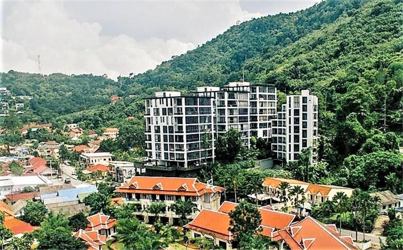 REAL Phuket  Agency's Icon Park - 2-Bedroom Duplex Penthouse near Kamala Beach 3