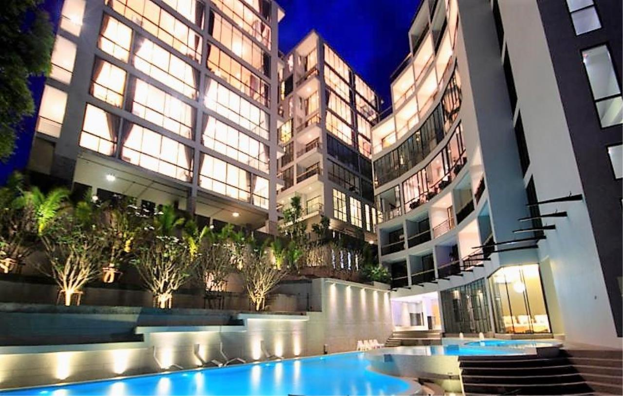 REAL Phuket  Agency's Icon Park - 2-Bedroom Duplex Penthouse near Kamala Beach 1