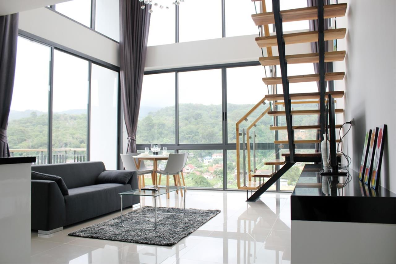REAL Phuket  Agency's Icon Park - 2-Bedroom Duplex Penthouse near Kamala Beach 9