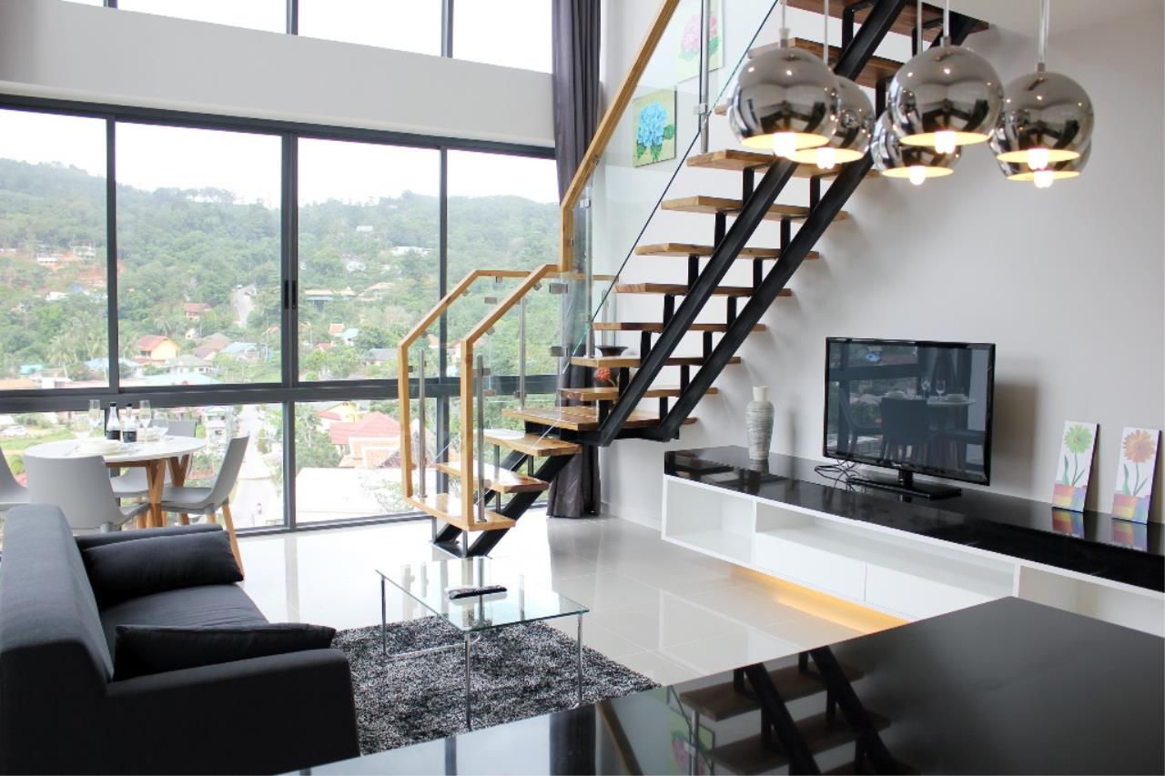 REAL Phuket  Agency's Icon Park - 2-Bedroom Duplex Penthouse near Kamala Beach 10