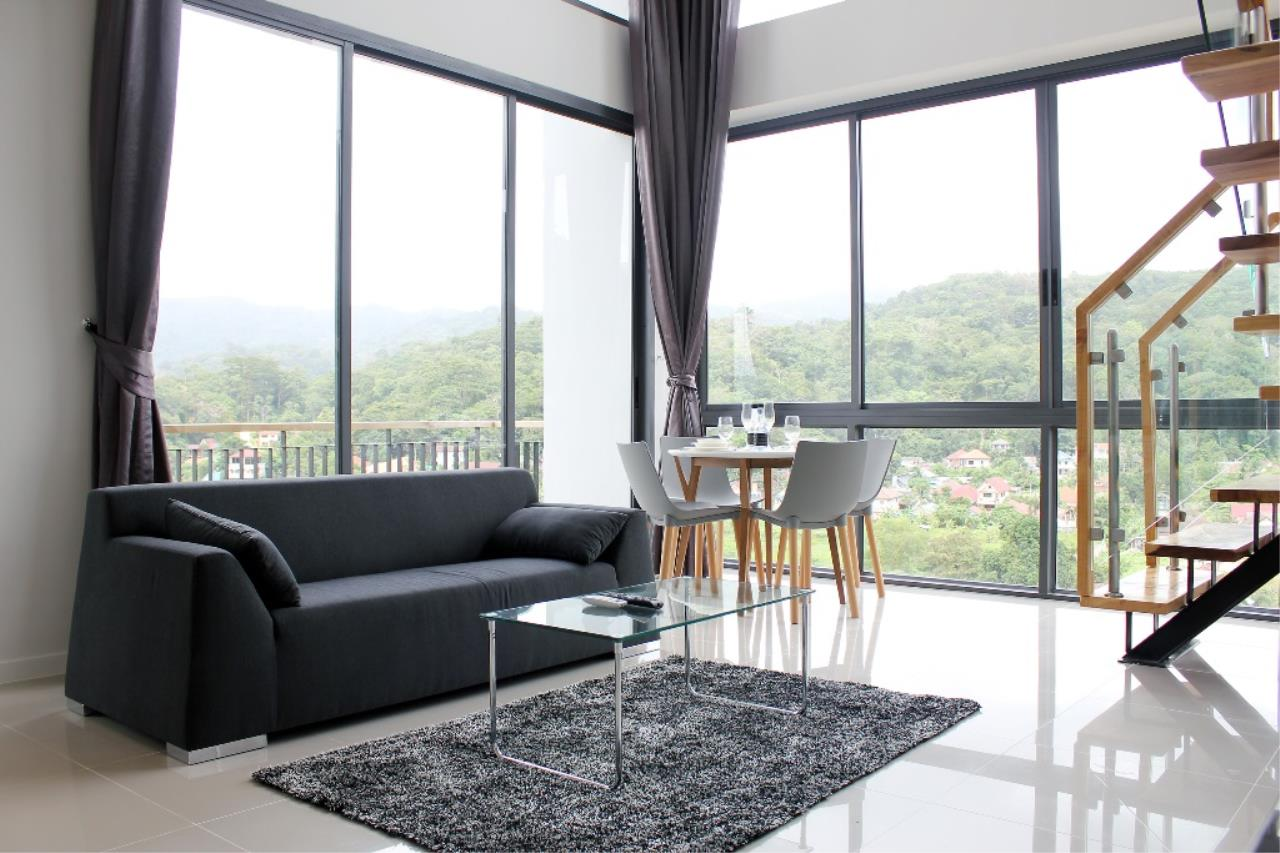 REAL Phuket  Agency's Icon Park - 2-Bedroom Duplex Penthouse near Kamala Beach 11