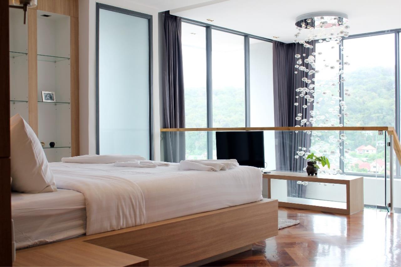 REAL Phuket  Agency's Icon Park - 2-Bedroom Duplex Penthouse near Kamala Beach 13