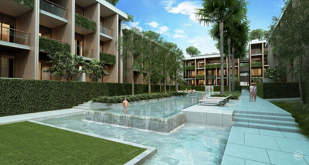 REAL Phuket  Agency's The Residence at MontAzure - 2 Bedroom Beachside Condominium in Kamala 14