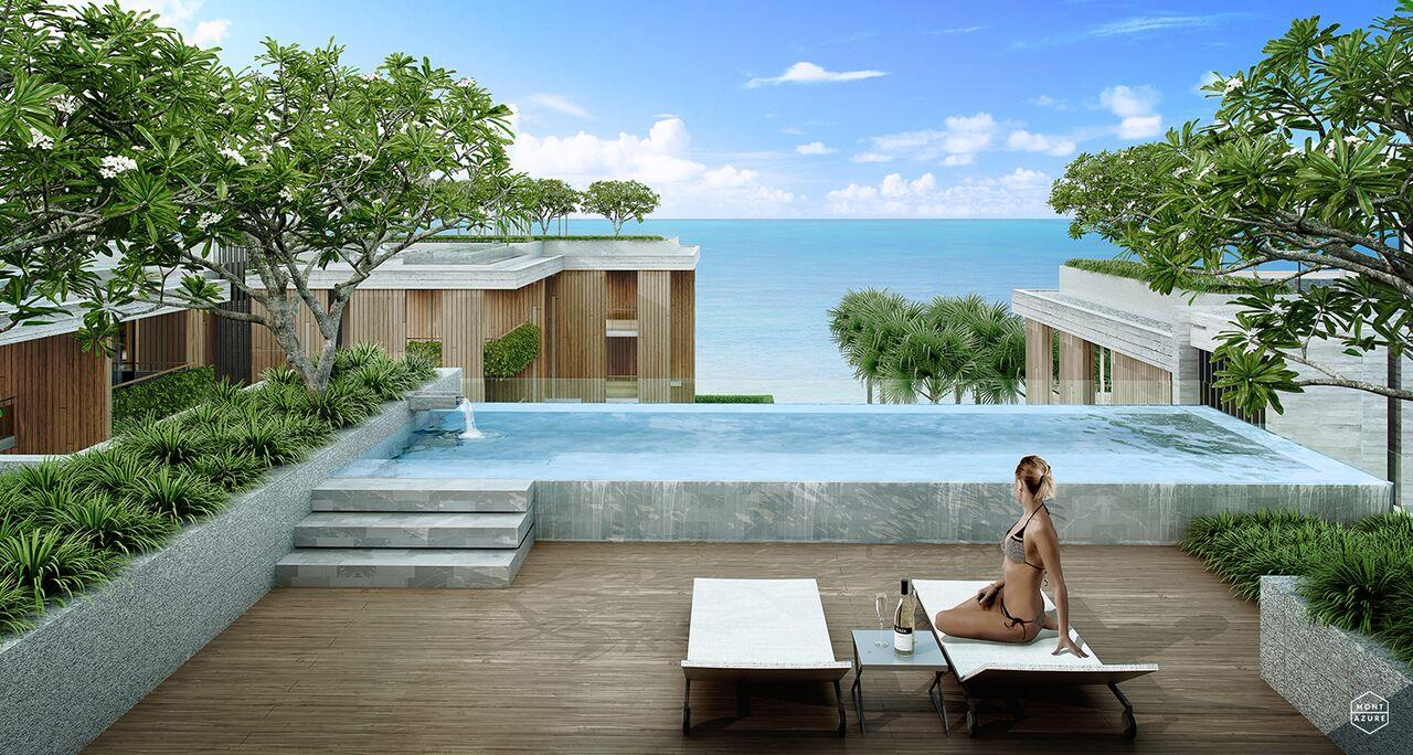 REAL Phuket  Agency's The Residence at MontAzure - 2 Bedroom Beachside Condominium in Kamala 15