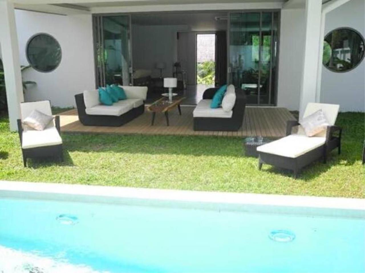 REAL Phuket  Agency's Saiyuan - Modern 3-Bedroom Private Pool Villa in Rawai 1