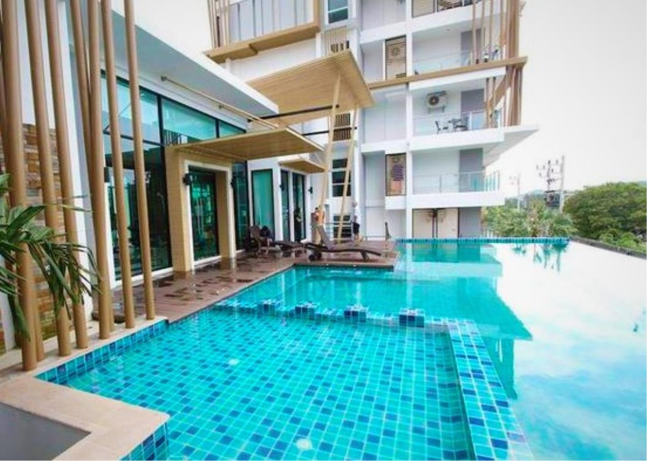 REAL Phuket  Agency's Plus Condo II - Trendy Studio Condominium in Kathu 1