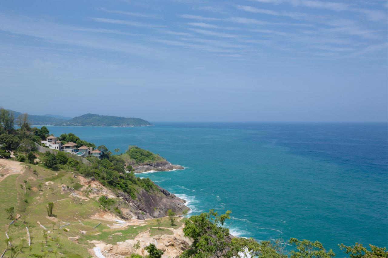 REAL Phuket  Agency's Baan Paa Talee - Magnificent 9-Bedroom Oceanfront Villa at Cape Amarin 2