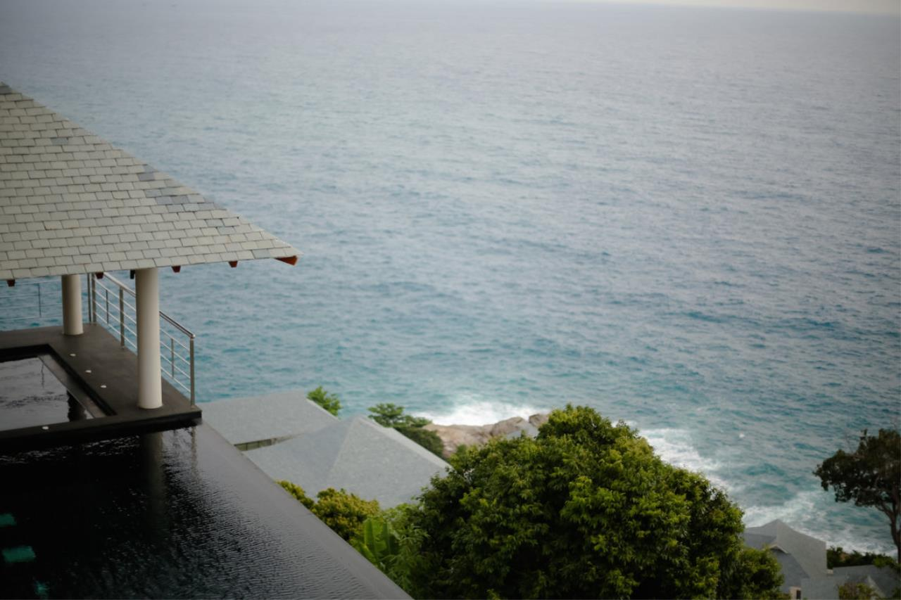 REAL Phuket  Agency's Baan Paa Talee - Magnificent 9-Bedroom Oceanfront Villa at Cape Amarin 16