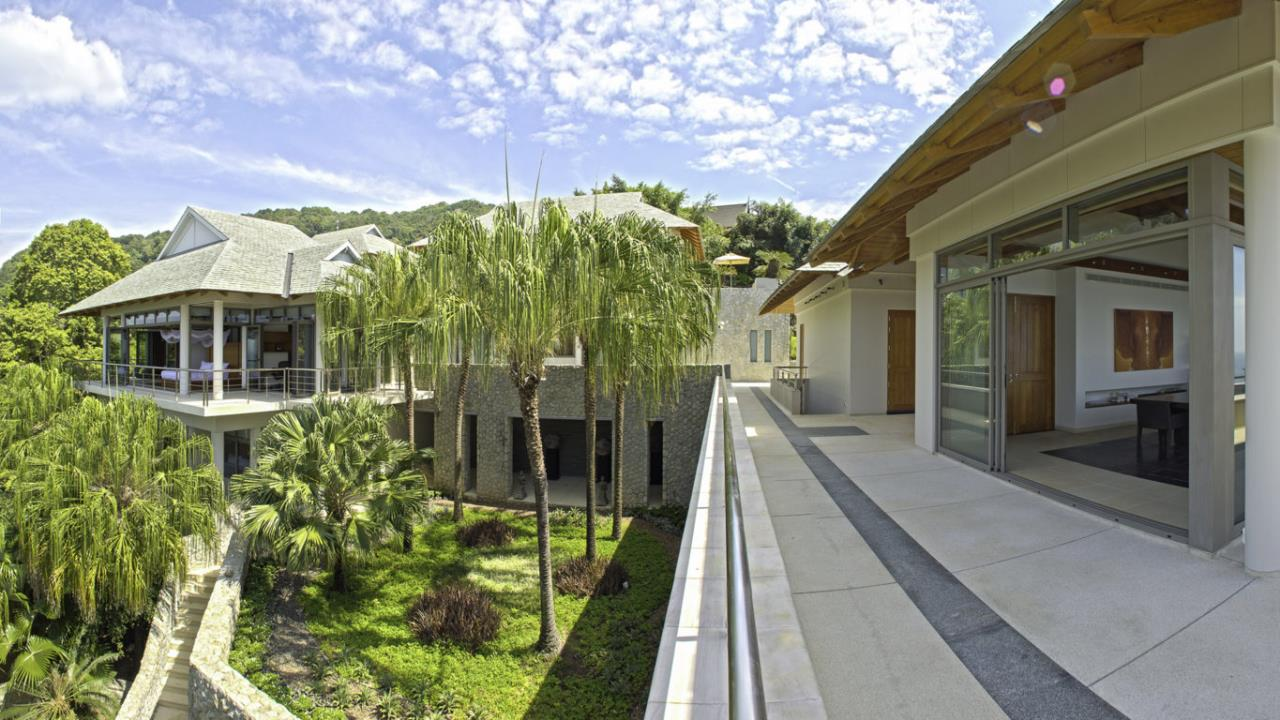 REAL Phuket  Agency's Baan Paa Talee - Magnificent 9-Bedroom Oceanfront Villa at Cape Amarin 19