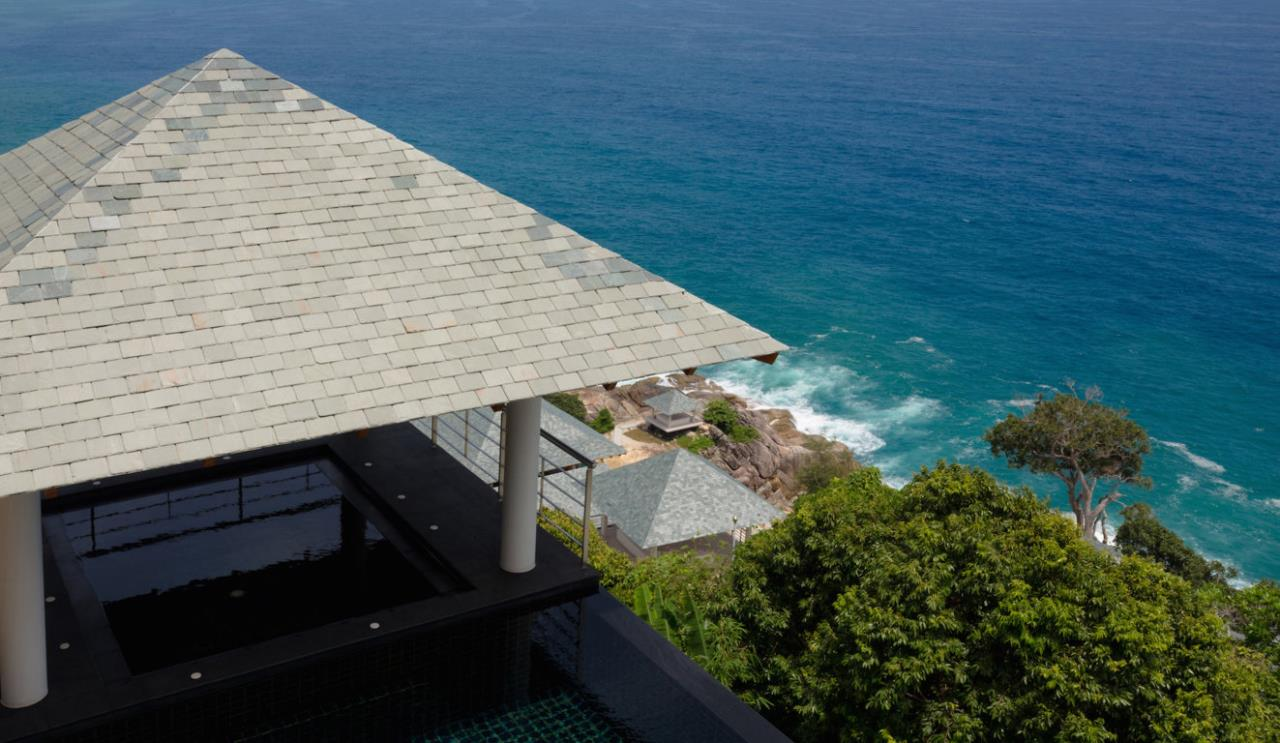 REAL Phuket  Agency's Baan Paa Talee - Magnificent 9-Bedroom Oceanfront Villa at Cape Amarin 4