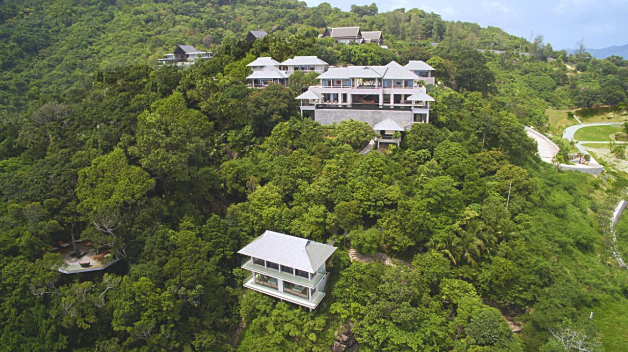 REAL Phuket  Agency's Baan Paa Talee - Magnificent 9-Bedroom Oceanfront Villa at Cape Amarin 25