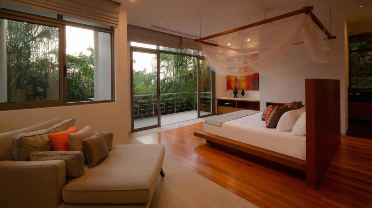REAL Phuket  Agency's Baan Paa Talee - Magnificent 9-Bedroom Oceanfront Villa at Cape Amarin 27