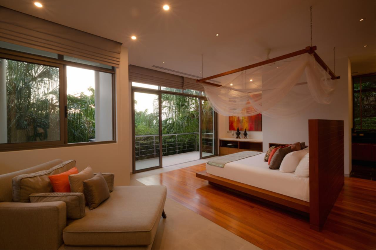 REAL Phuket  Agency's Baan Paa Talee - Magnificent 9-Bedroom Oceanfront Villa at Cape Amarin 29