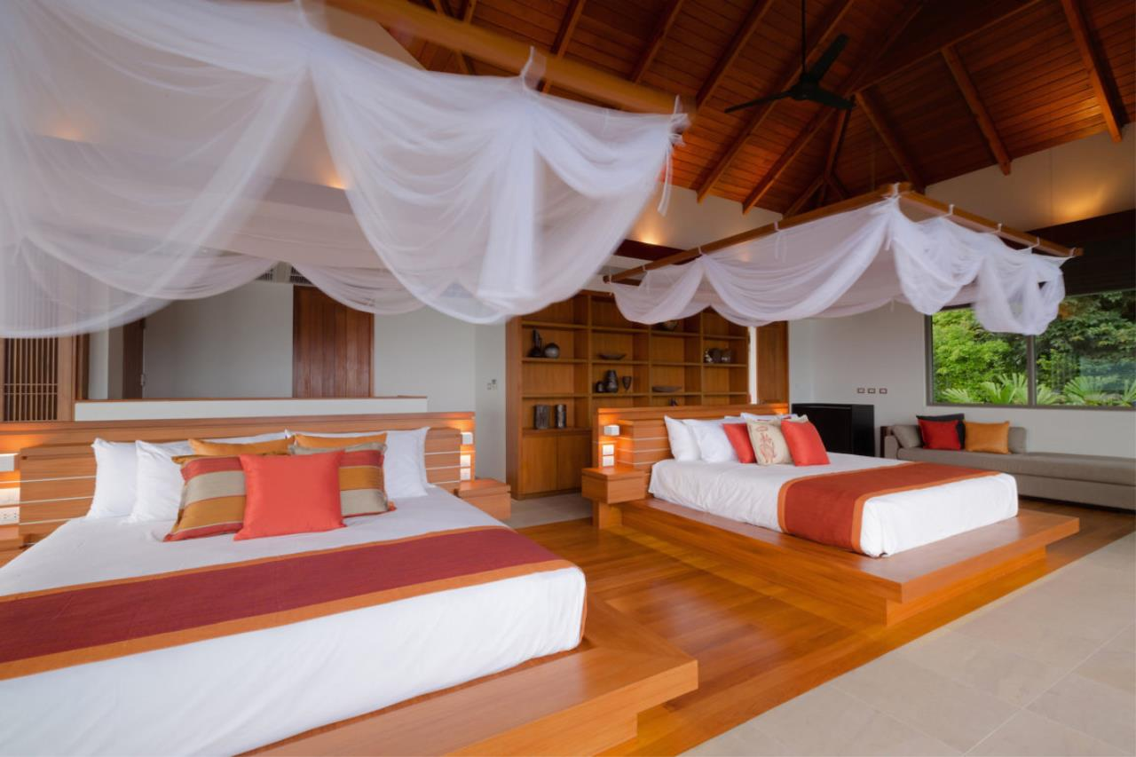 REAL Phuket  Agency's Baan Paa Talee - Magnificent 9-Bedroom Oceanfront Villa at Cape Amarin 38
