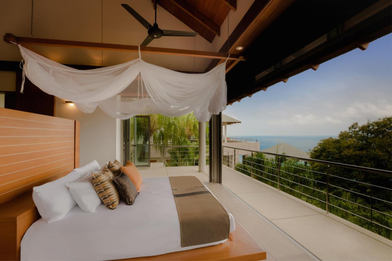 REAL Phuket  Agency's Baan Paa Talee - Magnificent 9-Bedroom Oceanfront Villa at Cape Amarin 57