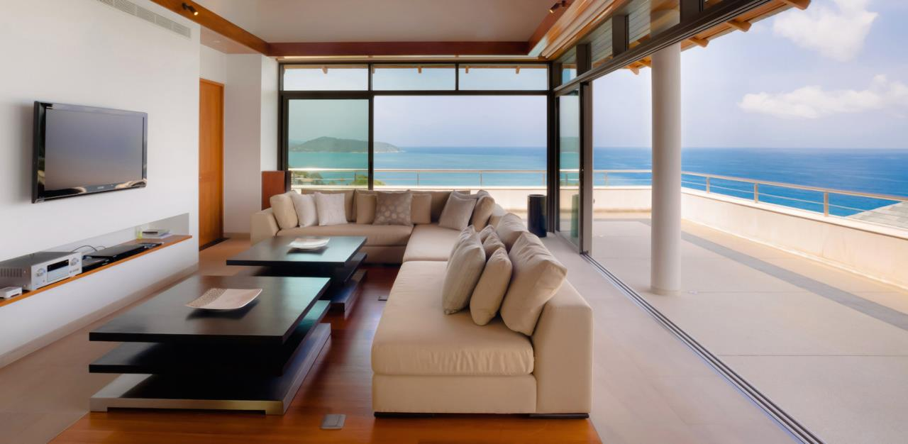 REAL Phuket  Agency's Baan Paa Talee - Magnificent 9-Bedroom Oceanfront Villa at Cape Amarin 68