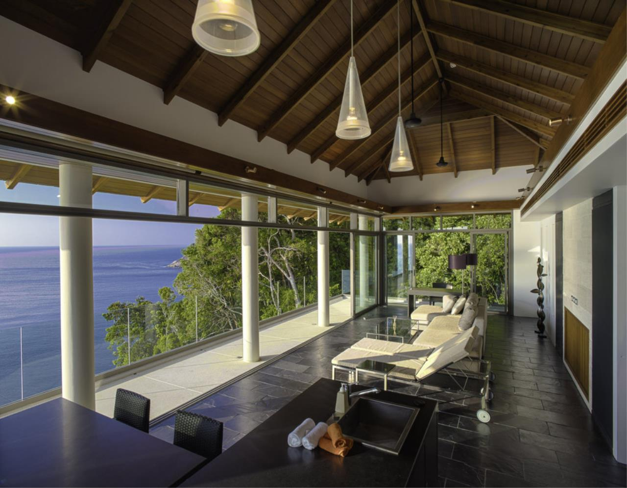 REAL Phuket  Agency's Baan Paa Talee - Magnificent 9-Bedroom Oceanfront Villa at Cape Amarin 83