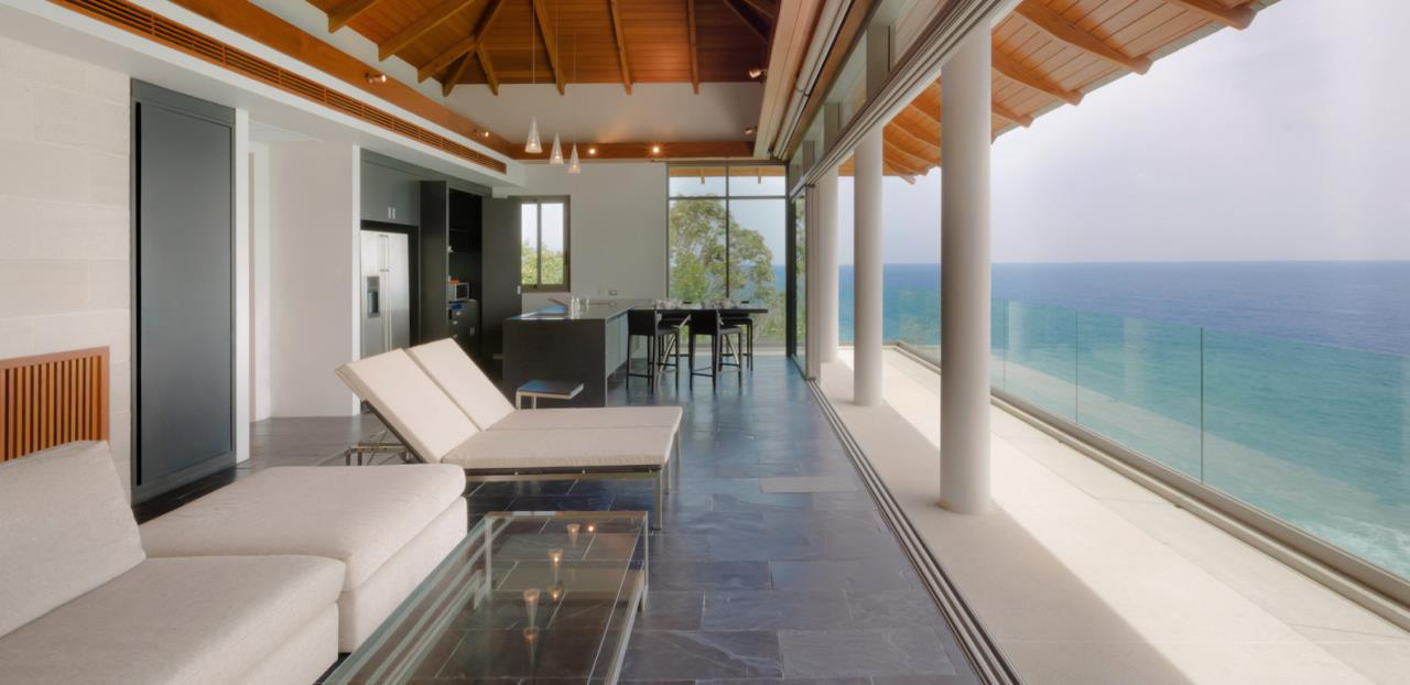 REAL Phuket  Agency's Baan Paa Talee - Magnificent 9-Bedroom Oceanfront Villa at Cape Amarin 75
