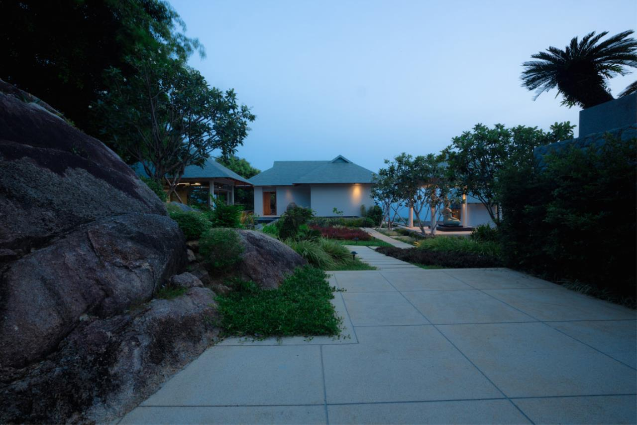 REAL Phuket  Agency's Baan Paa Talee - Magnificent 9-Bedroom Oceanfront Villa at Cape Amarin 91
