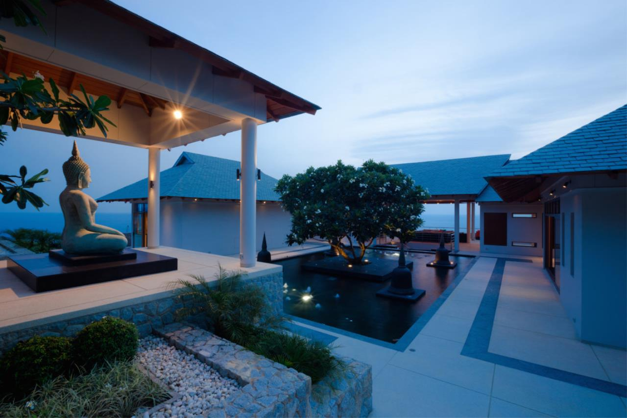REAL Phuket  Agency's Baan Paa Talee - Magnificent 9-Bedroom Oceanfront Villa at Cape Amarin 92