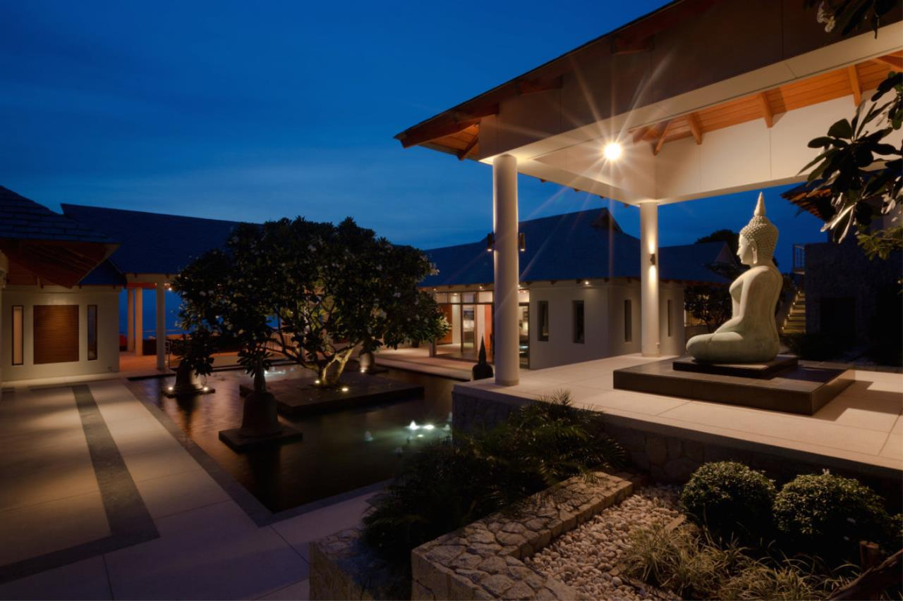REAL Phuket  Agency's Baan Paa Talee - Magnificent 9-Bedroom Oceanfront Villa at Cape Amarin 94