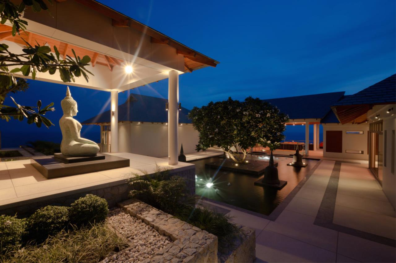 REAL Phuket  Agency's Baan Paa Talee - Magnificent 9-Bedroom Oceanfront Villa at Cape Amarin 95