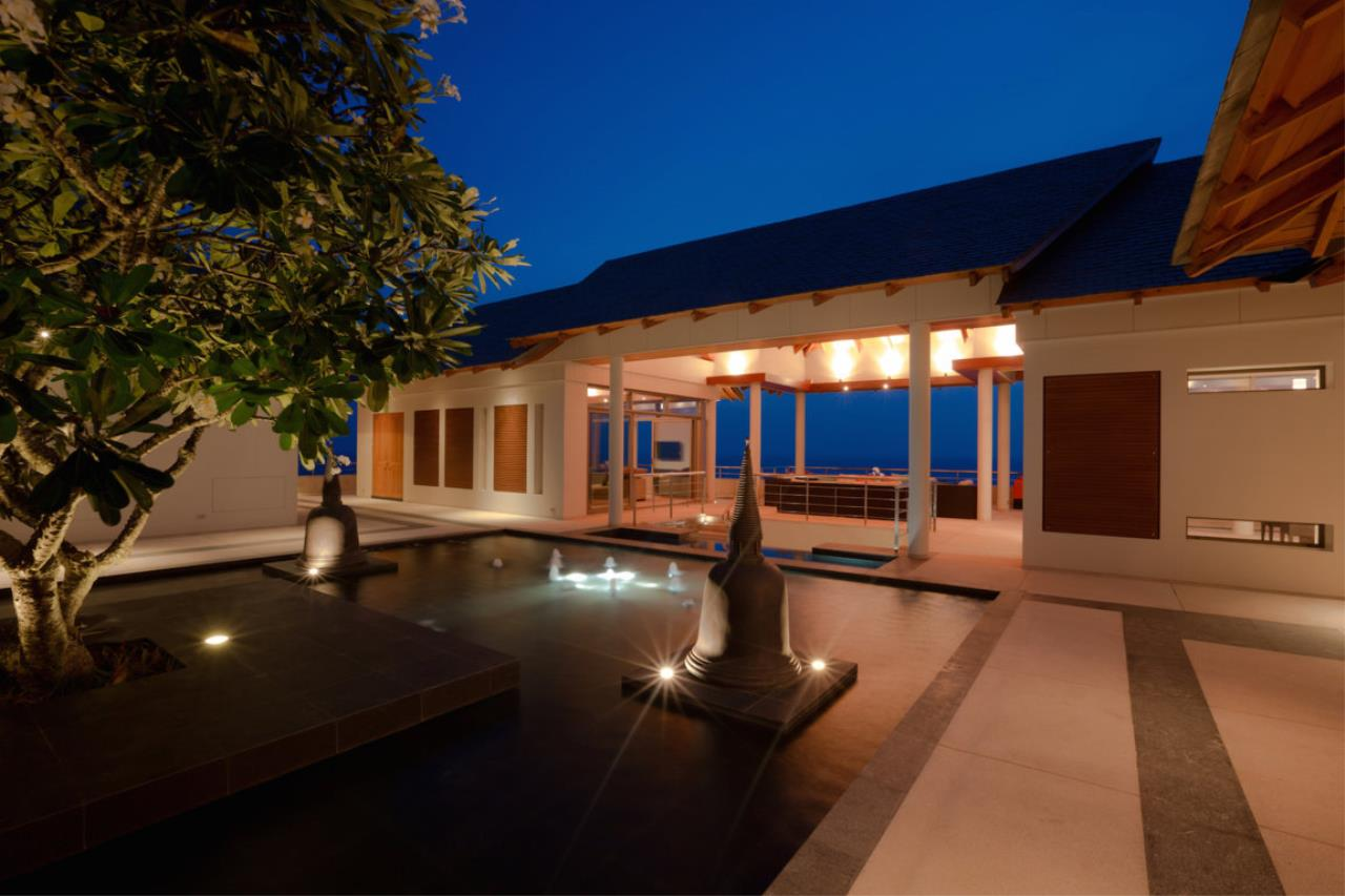 REAL Phuket  Agency's Baan Paa Talee - Magnificent 9-Bedroom Oceanfront Villa at Cape Amarin 96