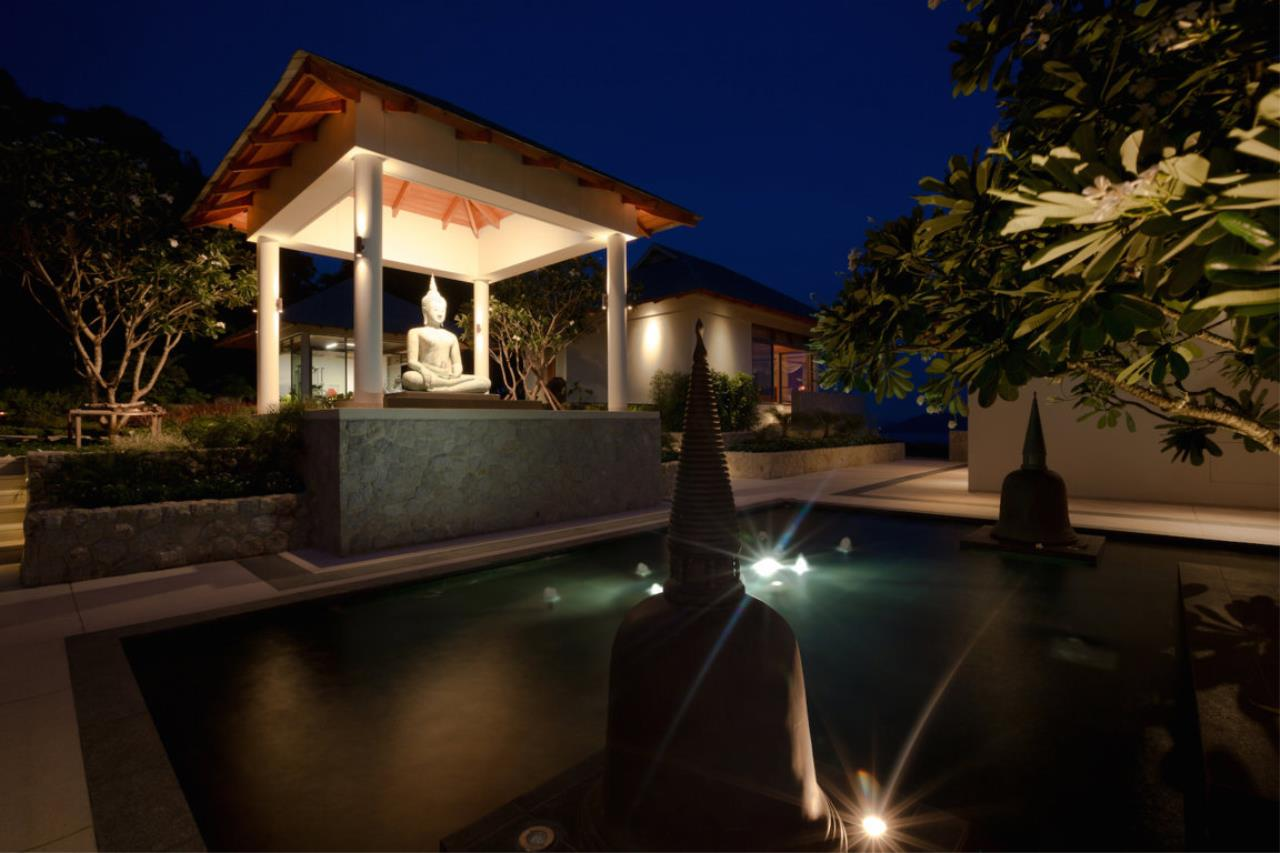 REAL Phuket  Agency's Baan Paa Talee - Magnificent 9-Bedroom Oceanfront Villa at Cape Amarin 97