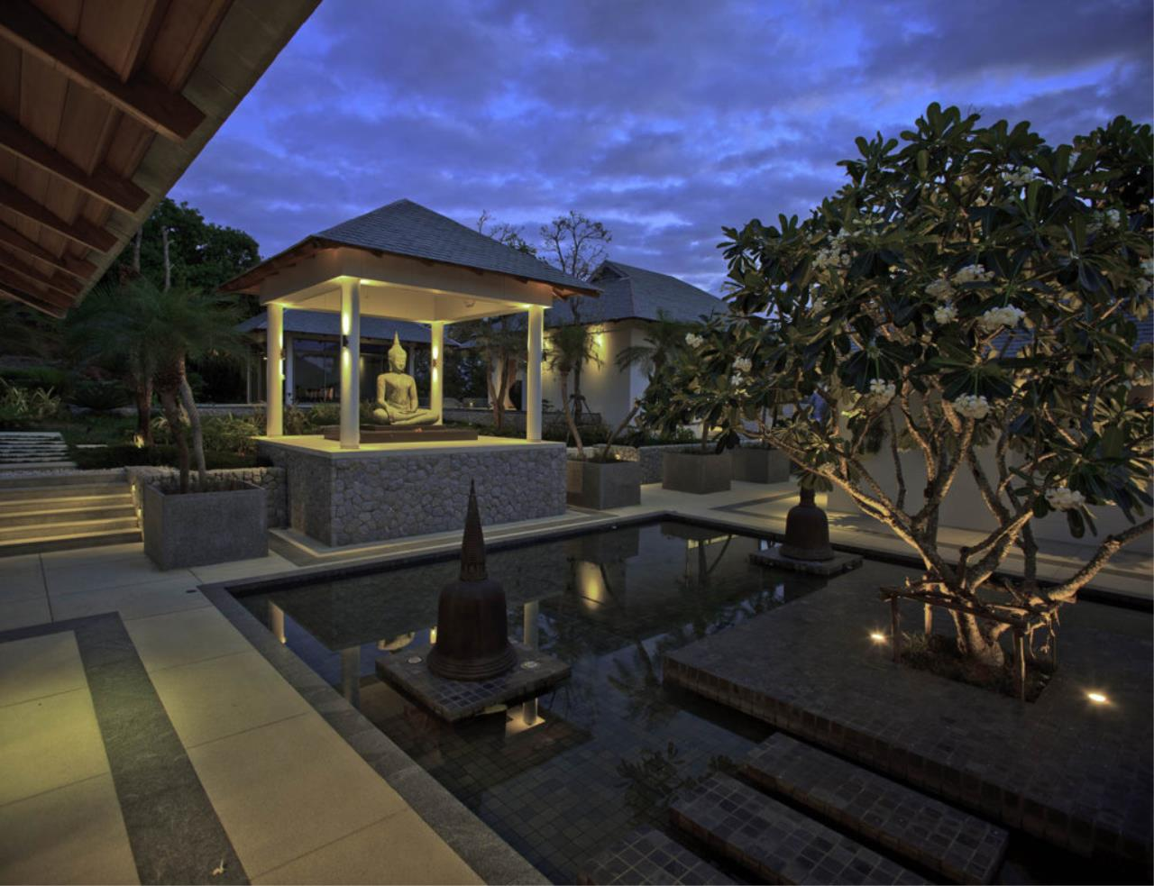 REAL Phuket  Agency's Baan Paa Talee - Magnificent 9-Bedroom Oceanfront Villa at Cape Amarin 98