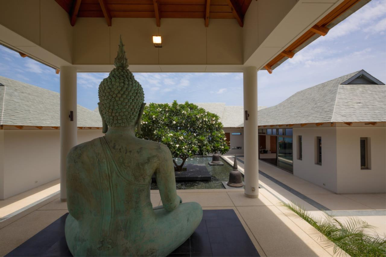 REAL Phuket  Agency's Baan Paa Talee - Magnificent 9-Bedroom Oceanfront Villa at Cape Amarin 85