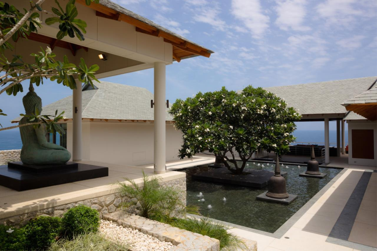 REAL Phuket  Agency's Baan Paa Talee - Magnificent 9-Bedroom Oceanfront Villa at Cape Amarin 86