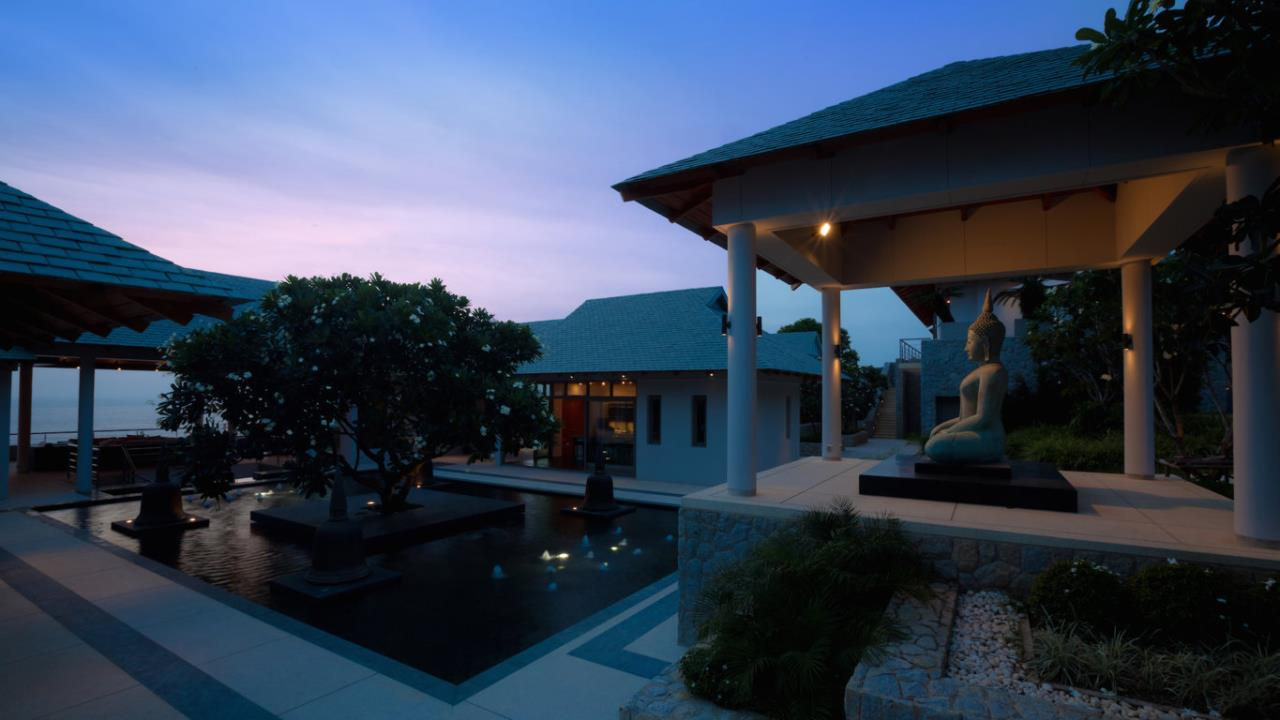 REAL Phuket  Agency's Baan Paa Talee - Magnificent 9-Bedroom Oceanfront Villa at Cape Amarin 88