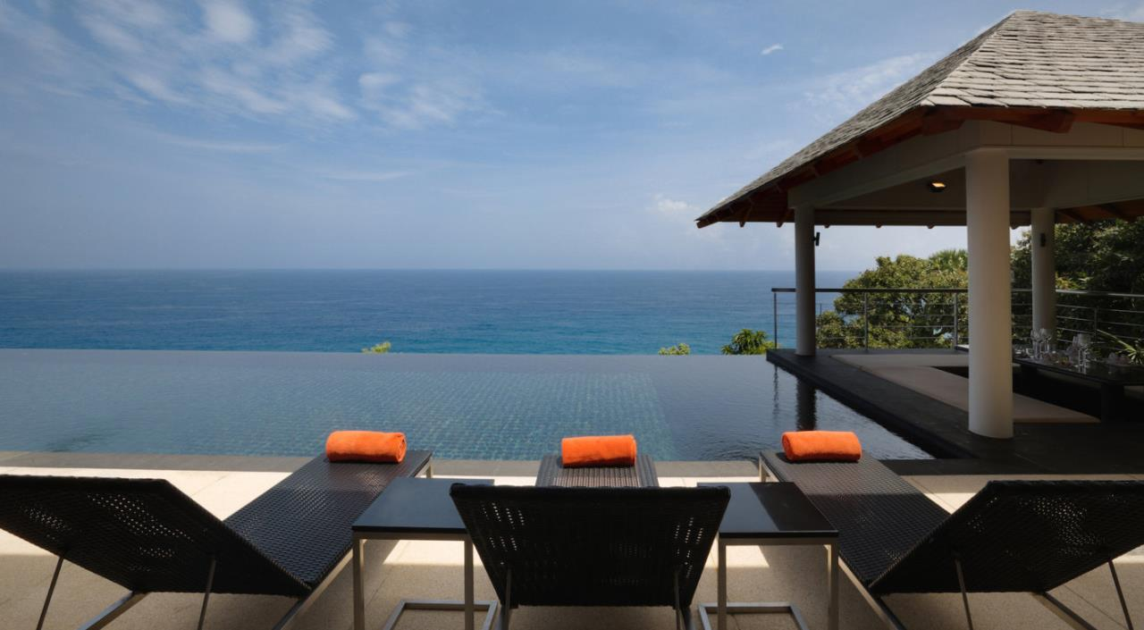 REAL Phuket  Agency's Baan Paa Talee - Magnificent 9-Bedroom Oceanfront Villa at Cape Amarin 105