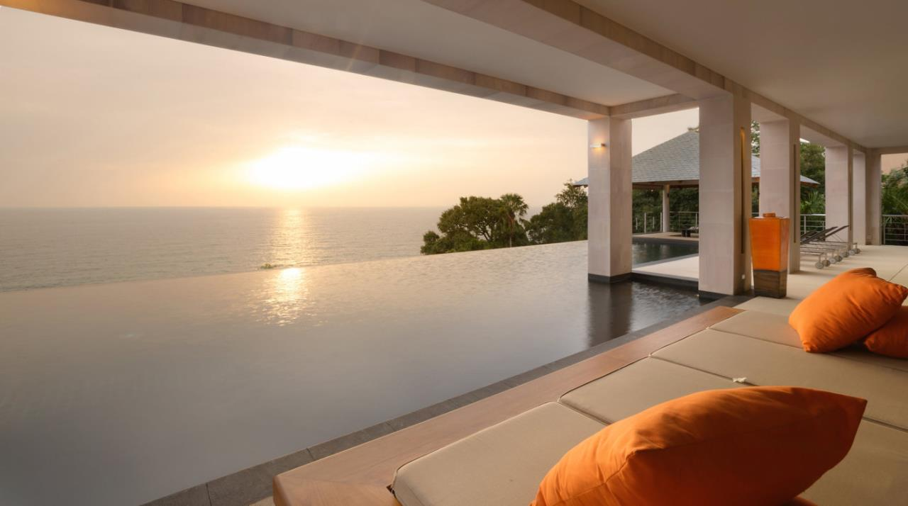REAL Phuket  Agency's Baan Paa Talee - Magnificent 9-Bedroom Oceanfront Villa at Cape Amarin 106