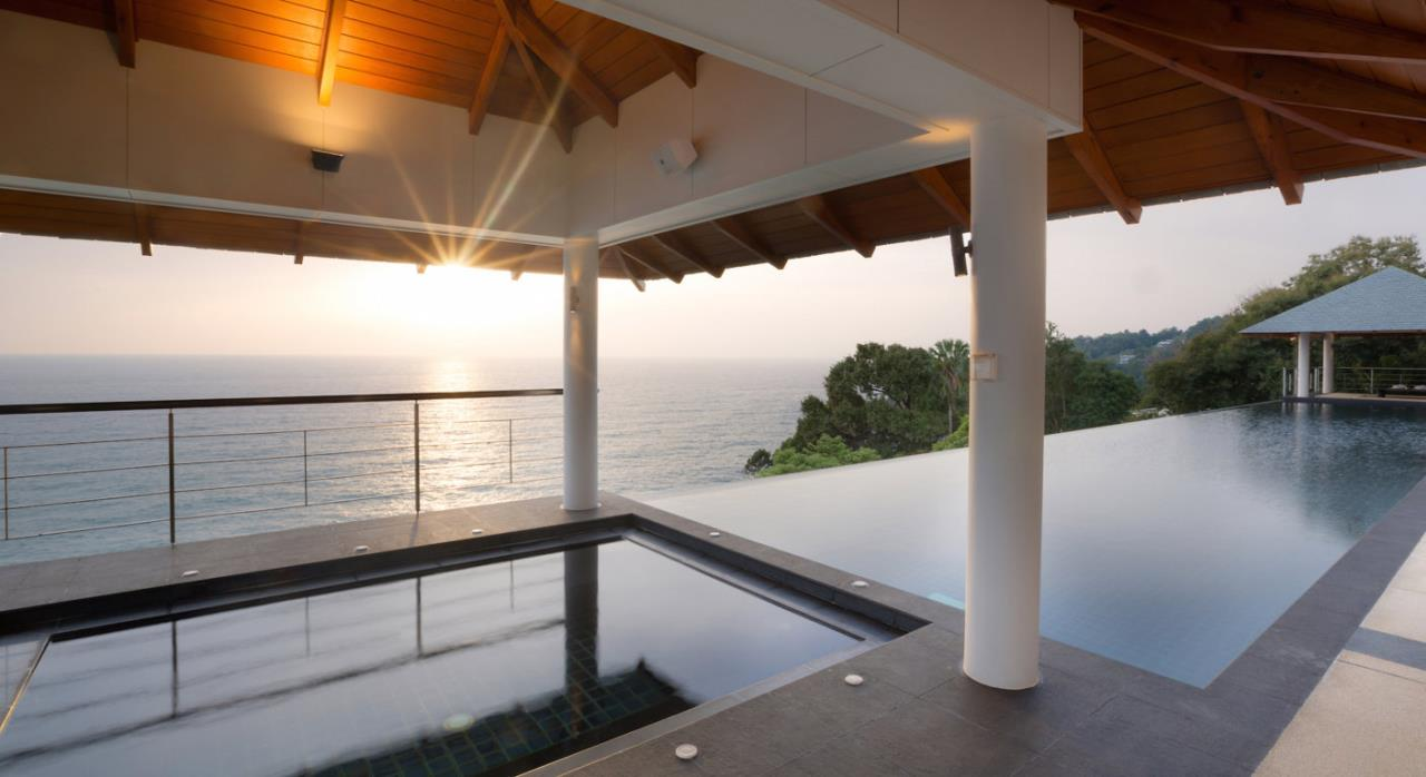 REAL Phuket  Agency's Baan Paa Talee - Magnificent 9-Bedroom Oceanfront Villa at Cape Amarin 107
