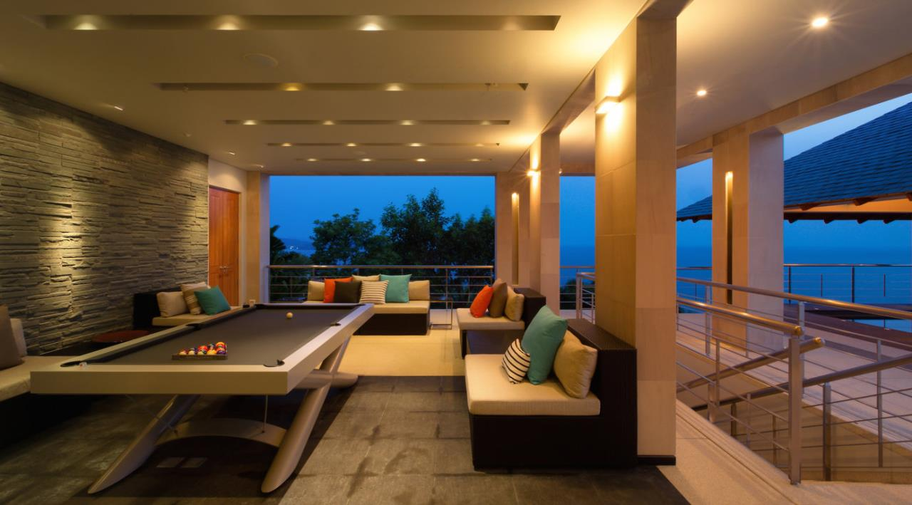 REAL Phuket  Agency's Baan Paa Talee - Magnificent 9-Bedroom Oceanfront Villa at Cape Amarin 109
