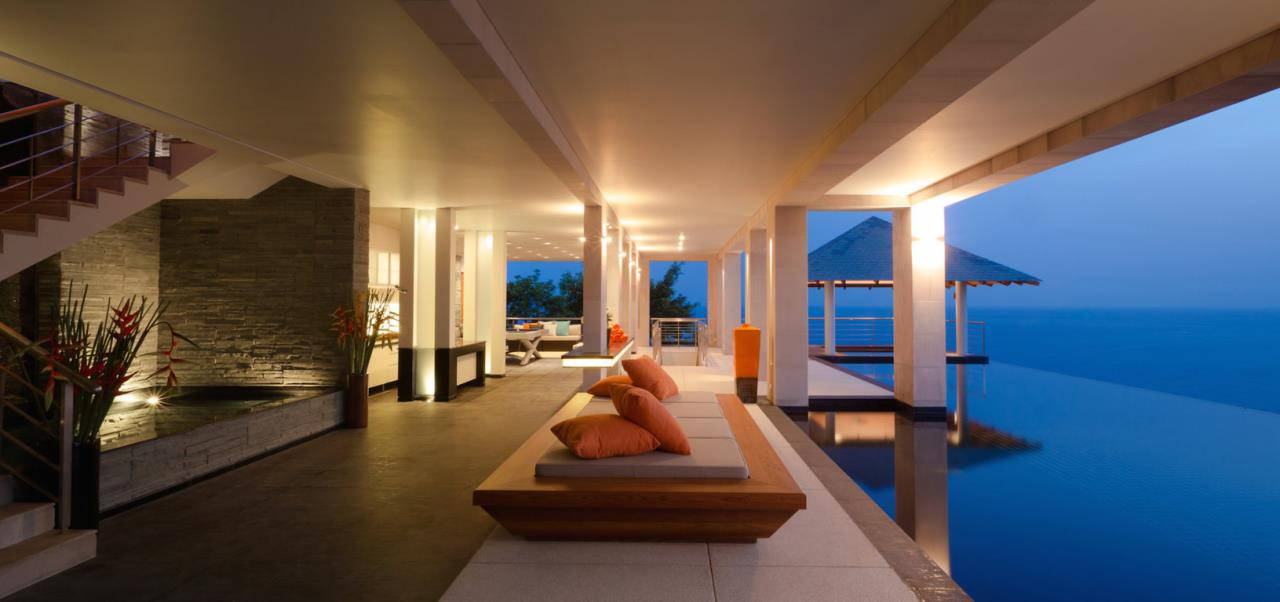 REAL Phuket  Agency's Baan Paa Talee - Magnificent 9-Bedroom Oceanfront Villa at Cape Amarin 112