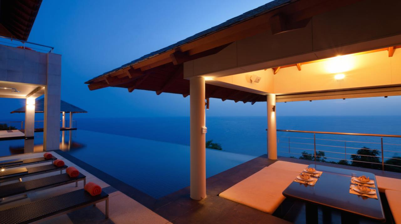 REAL Phuket  Agency's Baan Paa Talee - Magnificent 9-Bedroom Oceanfront Villa at Cape Amarin 113