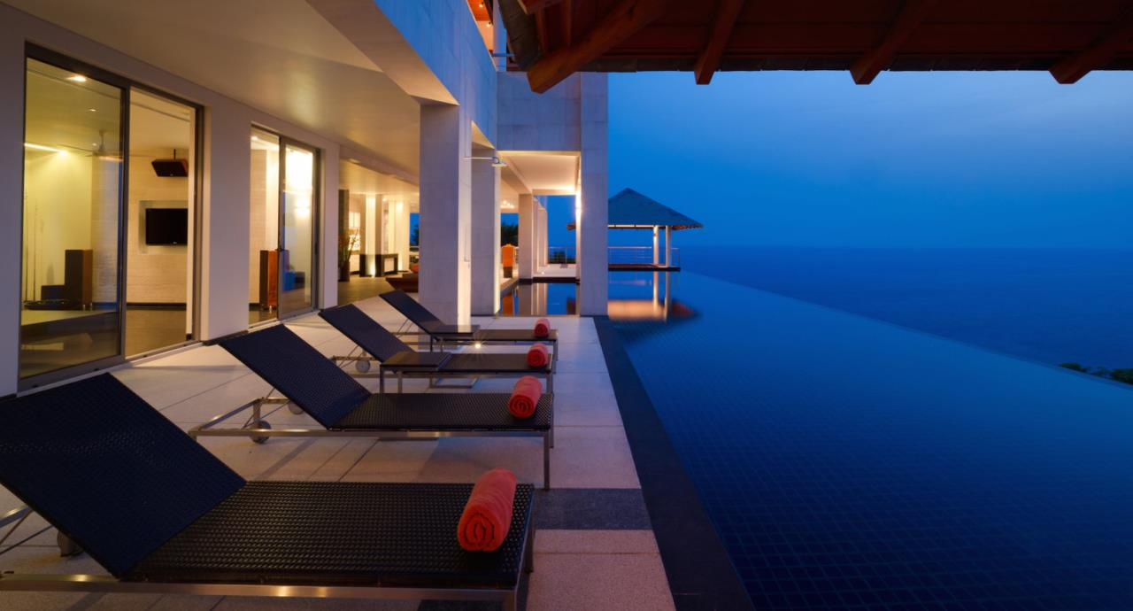 REAL Phuket  Agency's Baan Paa Talee - Magnificent 9-Bedroom Oceanfront Villa at Cape Amarin 114