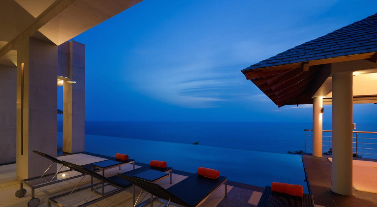 REAL Phuket  Agency's Baan Paa Talee - Magnificent 9-Bedroom Oceanfront Villa at Cape Amarin 115