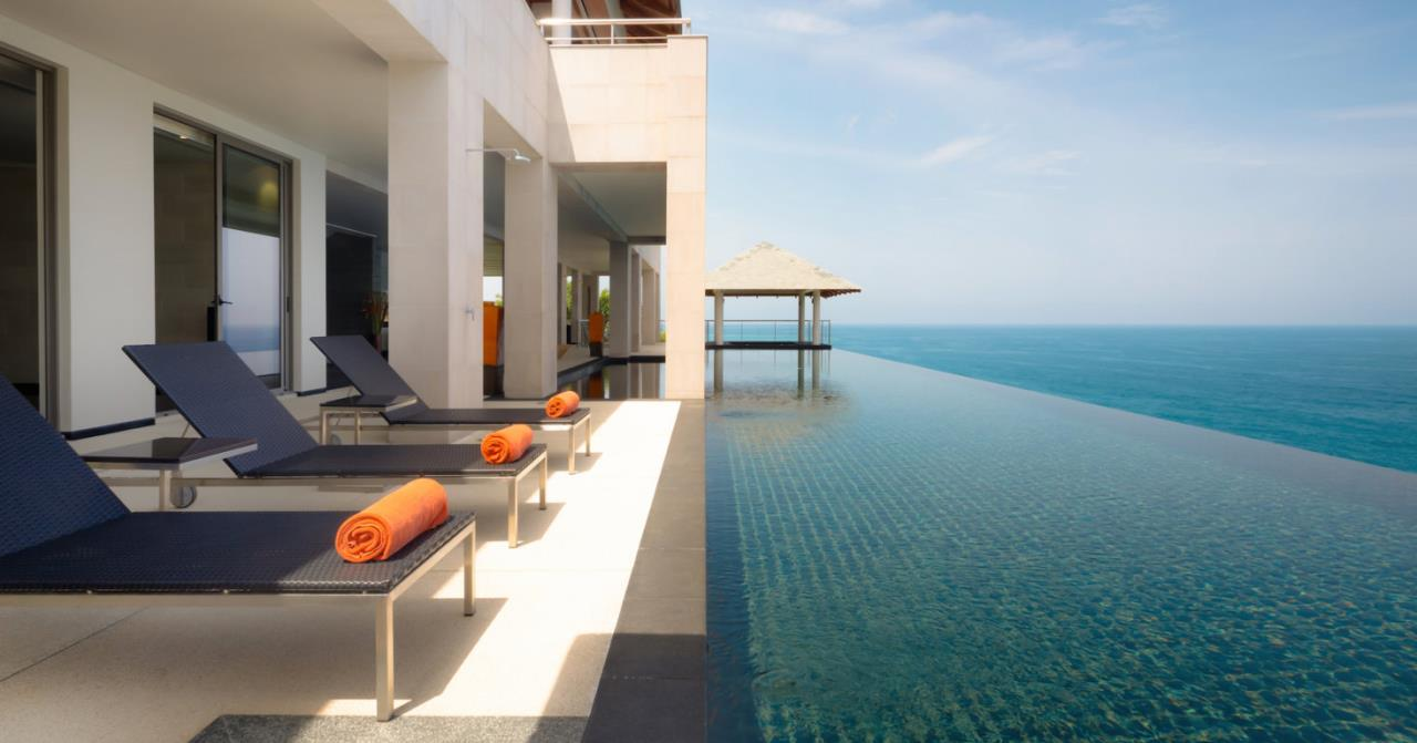 REAL Phuket  Agency's Baan Paa Talee - Magnificent 9-Bedroom Oceanfront Villa at Cape Amarin 102