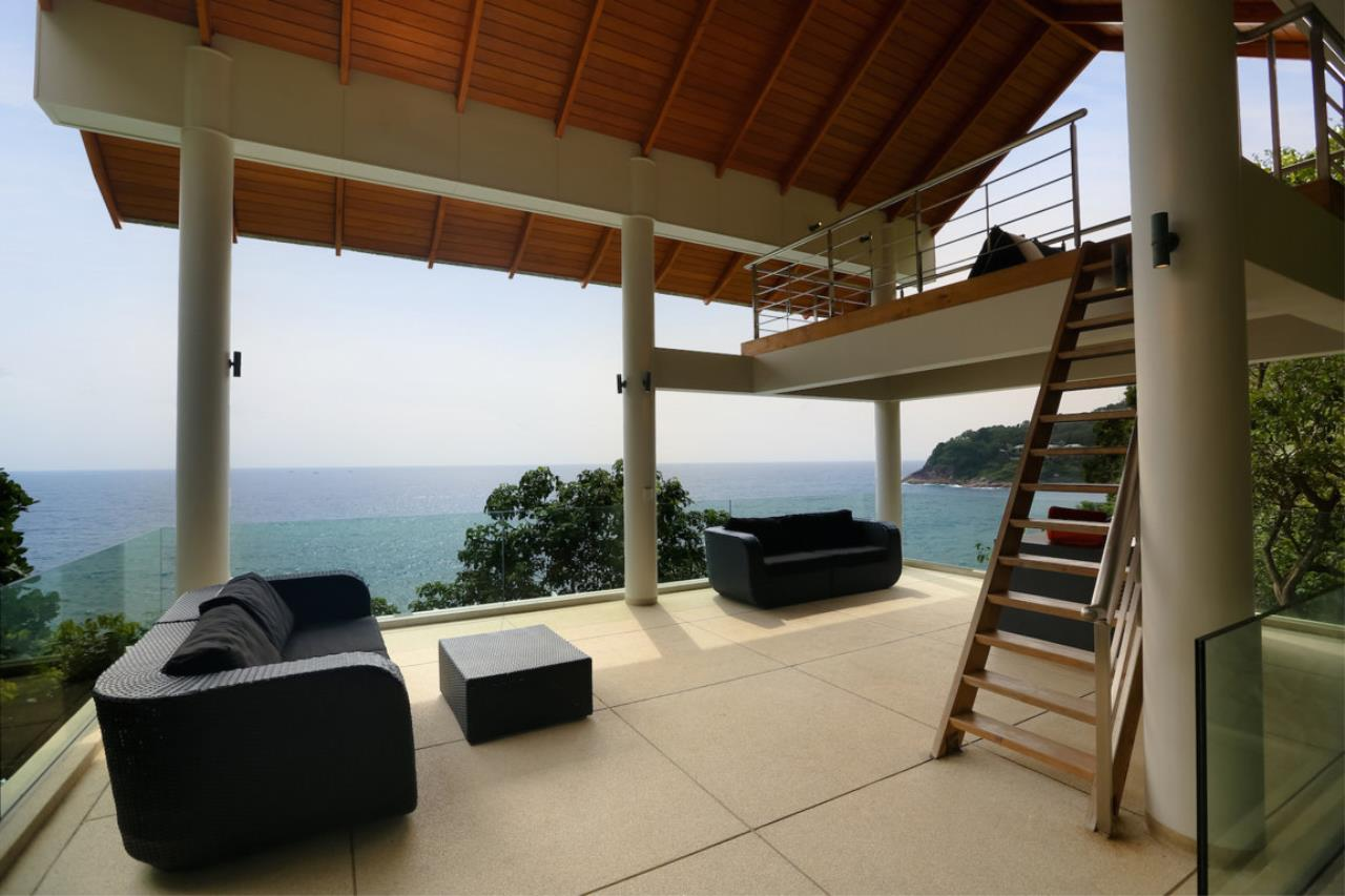 REAL Phuket  Agency's Baan Paa Talee - Magnificent 9-Bedroom Oceanfront Villa at Cape Amarin 118